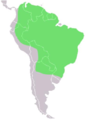 Range map-Tapirus terrestris.png