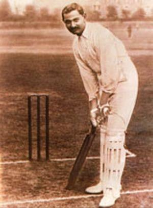 India national cricket team - Kumar Shri Ranjitsinhji Jadeja was an Indian who played for the English cricket team