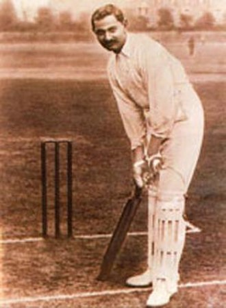 India national cricket team - Kumar Shri Ranjitsinhji Jadeja was an Indian who played for the English cricket team.
