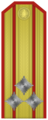 Rank insignia of Polkovnik of the Bulgarian Army.png