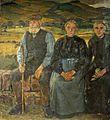 Ranken, William Bruce Ellis; Old Maclachtie, Mary Hamilton and Mrs Tait.jpg