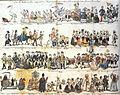 Ravensburg Fastnacht 1859 Bürgermuseum 4 Jahreszeiten.jpg