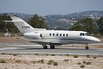 Raytheon Hawker 850XP, Hangar 8 JP7620514.jpg