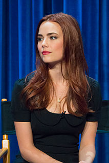 Rebecca Rittenhouse American film and television actor