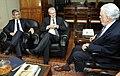 Recebe em audiência o Secretário-Geral do MRE de Israel, embaixador Alon Ushpiz. (20043622844).jpg