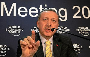 Recep Tayyip Erdogan, Prime Minister of Turkey