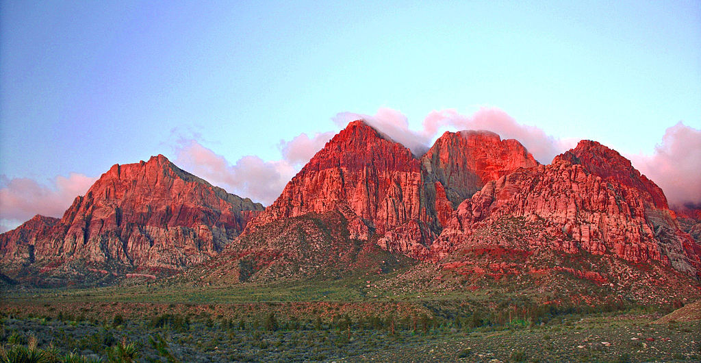 Red Rock Canyon A Thrilling Geological Masterpiece