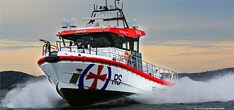 "Norwegian Society for Sea Rescue - RS 158 ""Idar Ulstein"""