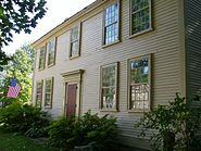 Reed Homestead (exterior) - Townsend, Massachusetts