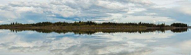 Refugio Nacional de Vida Silvestre Tetlin, Alaska, Estados Unidos, 2017-08-24, DD 65-68 PAN.jpg