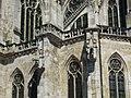 Regensburger Dom, Suedfassade, Wasserspeier 1 und 2.jpg