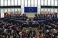 Remise du Prix Sakharov à Malala Yousafzai Strasbourg 20 novembre 2013 03.jpg