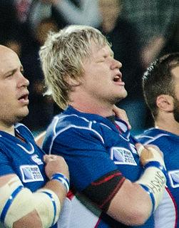 Renaldo Bothma rugby player