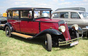 Renault Vivastella - Image: Renault Vivastella 1930 Schaffen Diest 2012