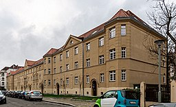Renkwitzstraße in Leipzig