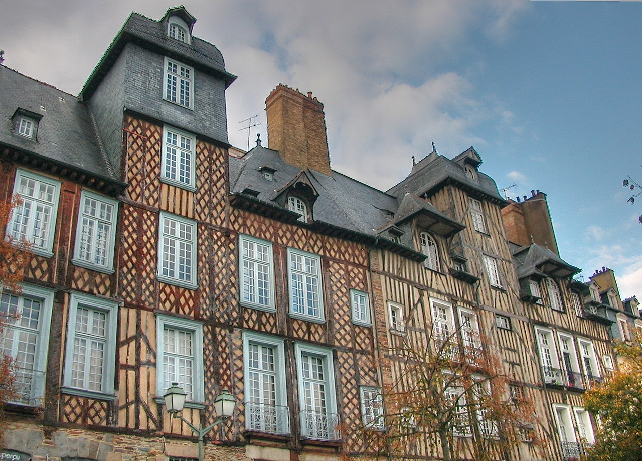Hotels In Rennes With Parking