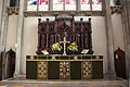 Reredos and table, St Mark's Church.jpg