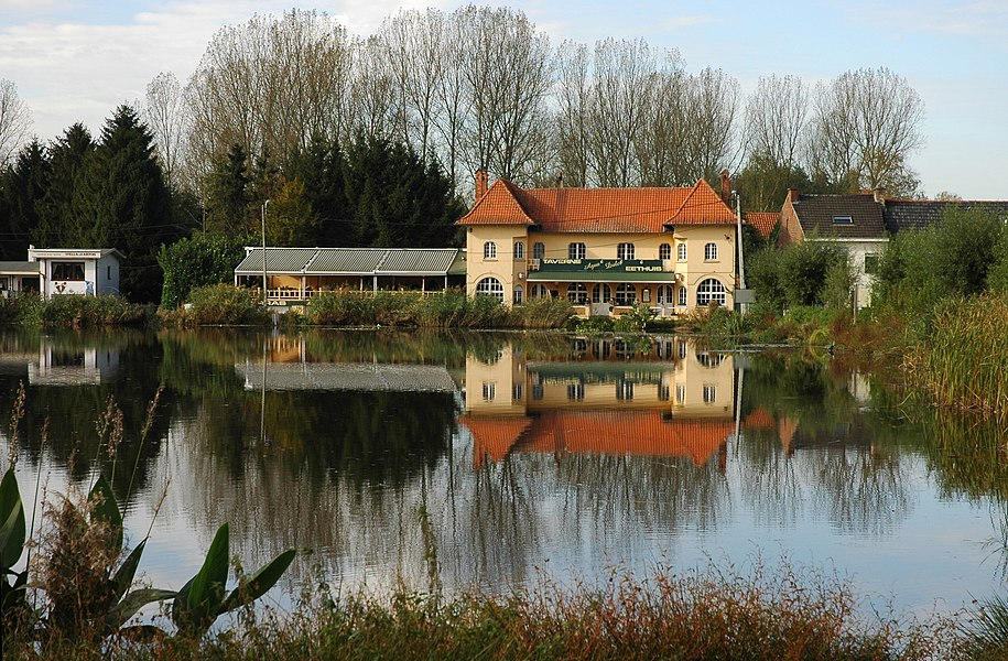 Restaurant Agua Dulce in Oud-Heverlee, Belgium.