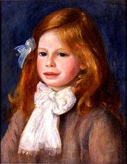 Retrato de Jean Renoir