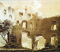 Rhine castle ruin post-1820.jpg