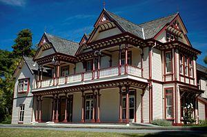 Riccarton, New Zealand - Riccarton House (2008)