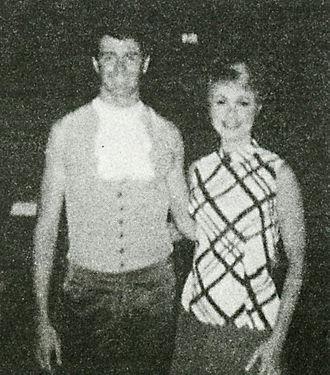 Richard Roberts (evangelist) - Richard Roberts and Shirley Jones