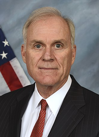 United States Secretary of the Navy - Image: Richard V. Spencer (cropped)