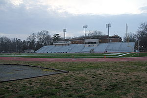 Richardson Stadium - Image: Richardson Stadium