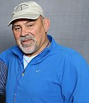 Rick Steiner with a fan (cropped).jpg