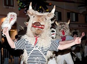Rijeka Carnival - Halubajski zvončari