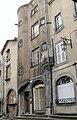 Riom - Maisons au 62-64 rue Hippolyte Gomot.jpg