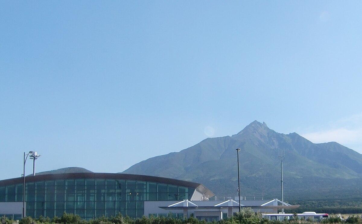 Rishiri Airport - Wikipedia
