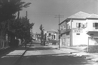 Rishon LeZion - Rishon LeZion in 1937