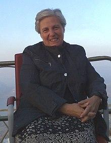 Rita Borsellino.