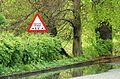 Road sign, Minnowburn near Belfast - geograph.org.uk - 1281210.jpg