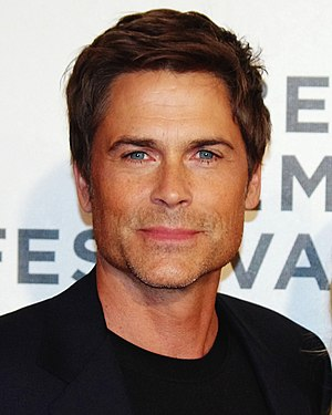 Brat Pack (actors) - Image: Rob Lowe 2012 Shankbone 2