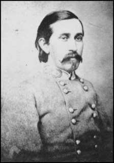 Robert Daniel Johnston Confederate Army general
