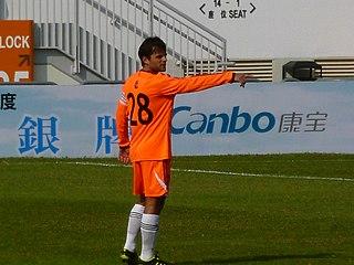 Roberto Orlando Affonso Júnior Brazilian-born Hong Kong footballer