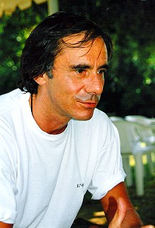 Roberto Vecchioni negli anni '80