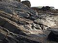 Rocks near The Delvers - geograph.org.uk - 1513076.jpg