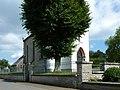 Rohr, Wendelinusstr. 1; kath. Pfarrkirche 6, von NW.jpg