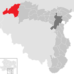 Rohr im Gebirge in the WB.PNG district