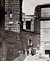 Roma, via Tor de' Conti e muro della Suburra nel 1880.jpg