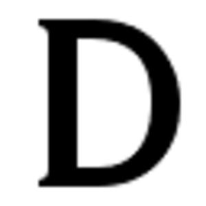D - Roman D