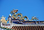 Roof with dragon, Hoi An.jpg