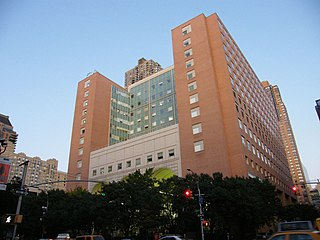 Mount Sinai West hospital in New York City