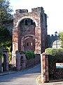 Rougemont Castle Gatehouse, Exeter - geograph.org.uk - 1089543.jpg