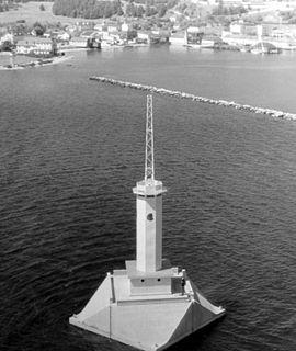 Round Island Passage Light lighthouse in Michigan, United States