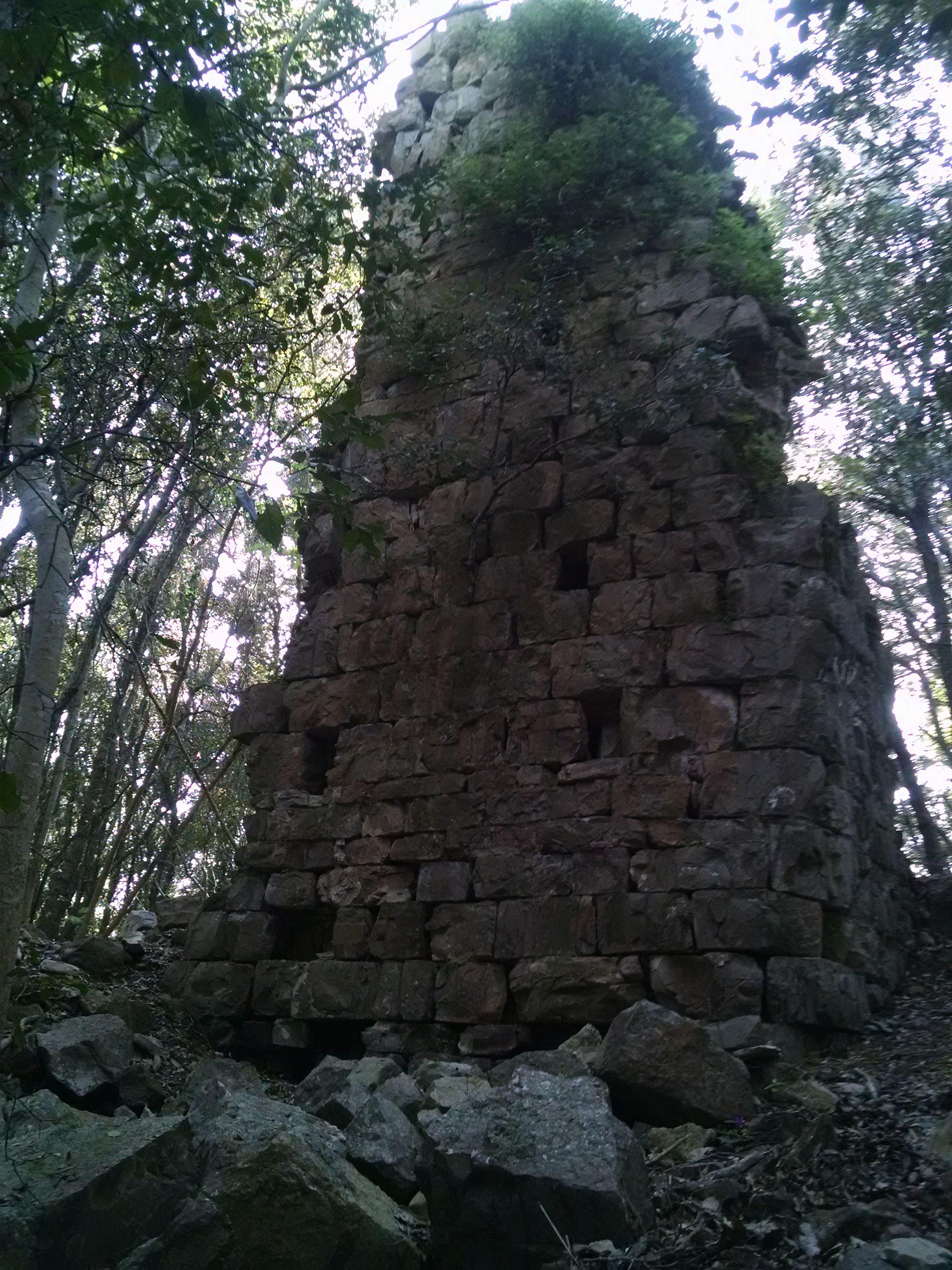 Rovine Castello di Montioni 1