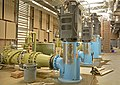 Row of Induction Pumps (29014585233).jpg